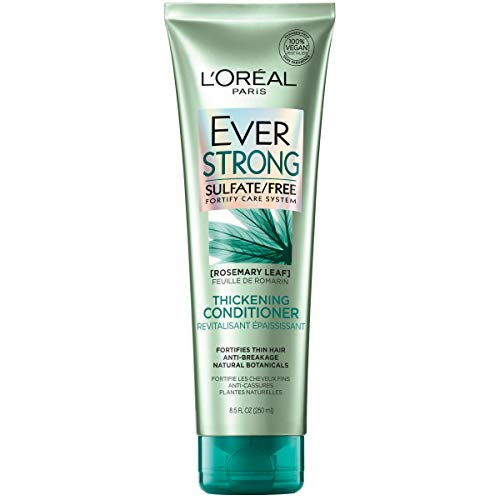 L'Oréal Paris EverStrong Thickening Conditioner, with Rosemary Leaf, 8.5 Ounces