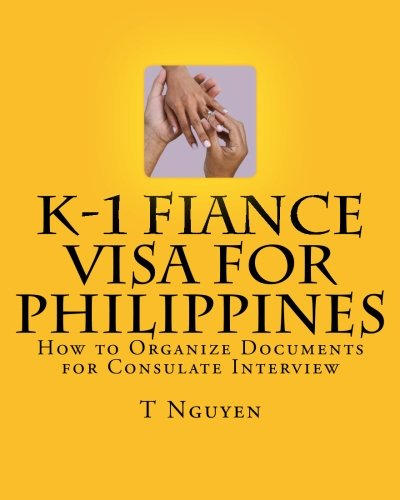 K-1 Fiance Visa for Philippines: How to Organize Documents for Consulate Interview