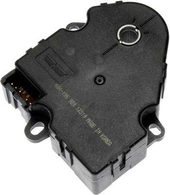 driver side blend door actuator - 5