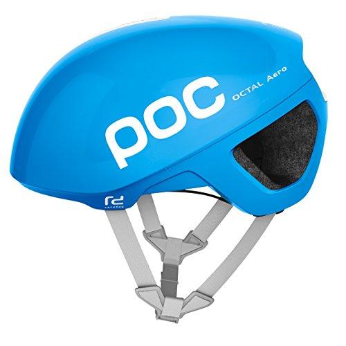 POC Octal Aero (CPSC) Bike Helmet, Garminum Blue, Small