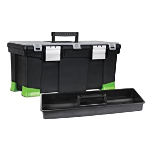 Stanley Toolbox 22-Inch With Hi-Viz Tapered Corners 1-95-838