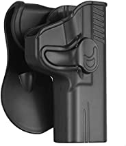 S&W M&P 9MM Full Size Holster, OWB Holster For Smith & Wesson MP 9MM/40S&W SD9VE SD40VE M2.0 C