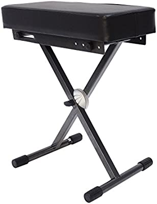 8046d01eda90 Proel El50 - Banqueta para teclado: Amazon.es: Instrumentos musicales