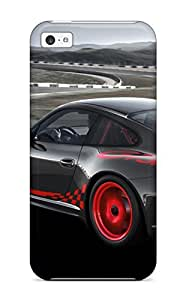 Hot Design Premium JRNbelJ8504gUSlT Tpu Case Cover Iphone 5c Protection Case(porsche Gt3 Rs 10)