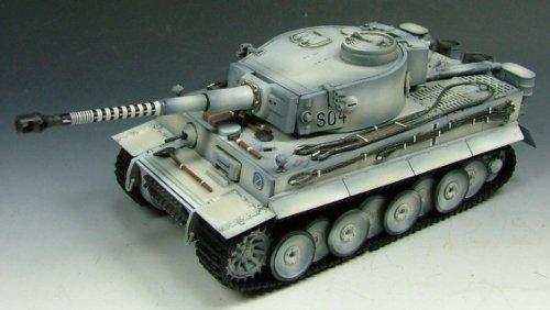 1/56 タイガーI 初期型/武装SS ミヒァエル・ビットマン HG0115
