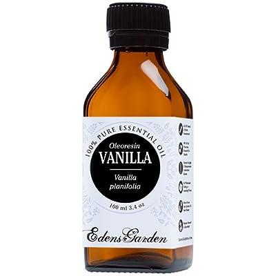 Vanilla Oleoresin 100% Pure Therapeutic Grade Essential Oil by Edens Garden