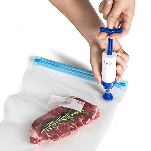 The Total Package Sous Vide, Professional Immersion Circulator, with Endless Recipes and Deluxe Accessory Kit by Yedi Houseware by Yedi Houseware (Image #6)