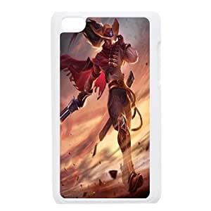 League of Legends case generic DIY For Ipod Touch 4 MM9S994565
