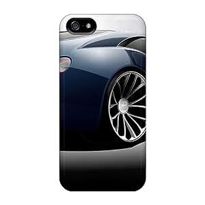 GraceannMJackson Iphone 5/5s Hybrid Tpu Case Cover Silicon Bumper Sleek
