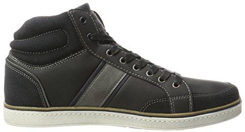 610 Dockers Basses Grau 41tt001 Schwarz Sneakers Homme Noir by Gerli pq1t6wpr