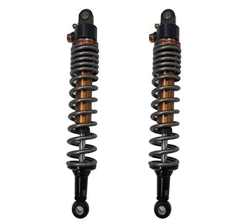 JzzqC 400Mm / 410Mm420mm / 430Mm / 440Mm / 450Mm Motorcycle Shock Absorber 420mm ()