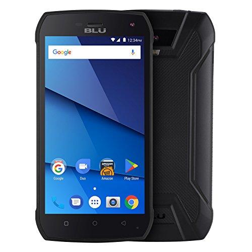 BLU T0010UU BLACK TANK XTREME PRO -Water proof smartphone, 4
