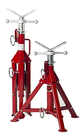 Pipe Jack Stands >> Folding Pipe Jack Stand Amazon Co Uk Welcome
