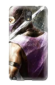 IjUvISC2199NySjs Snap On Case Cover Skin For Galaxy Note 3(mortal Combat Warrior) by supermalls