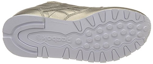 Metallic Classic Leather Metals Womens Melted Metallic Sneakers Reebok C0zwd0
