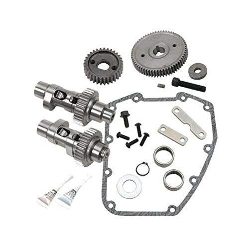 S&S 625 Gear Drive Easy Start Cam Kit for Harley Davidson 1999-2006 Twin Cam - Twin Gear Drive Cam