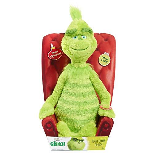 "Price comparison product image Grinch 14"" Feature Plush"