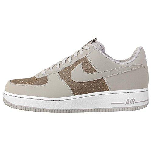 Nike Air Force - Zapatillas de gimnasia para hombre, color negro/multicolor light ash grey white 055