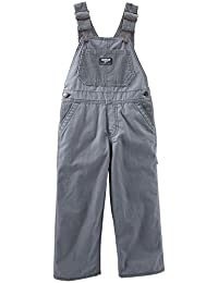 OshKosh B'gosh Baby Boys' Overalls (Baby) - Gray - 9 Months