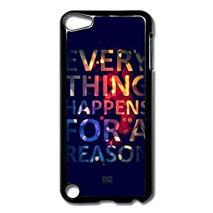 IPod Touch 5 Cases Happy Reason Design Hard Back Cover Cases Desgined By RRG2G