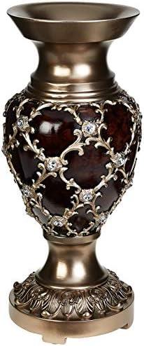OK Lighting Curvae Decorative Vase