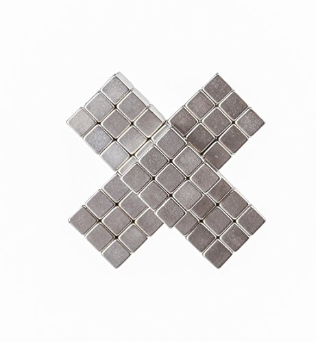 Magnetic Cube EJOYFL 216 Pcs 5mm Magnetic Square Magnetic Block DIY PuzzleEducational Toys for kids Intelligence and Creativity Development by EJOYFL (Image #4)