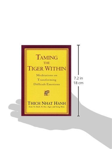 TAMING THE TIGER WITHIN EBOOK