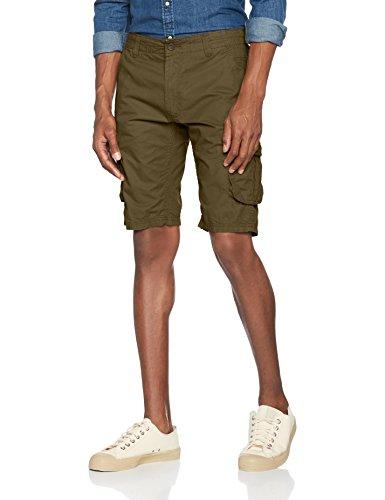 Hombre solid 6173102 Green Cortos Ivy Pantalones Otw6wqxrU