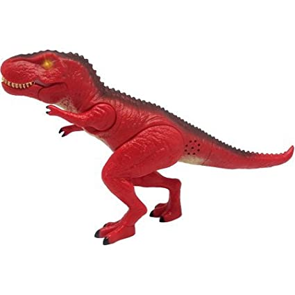Adventure Force Mighty Megasaur Mini 8 Inches T-Rex Lights Sounds Dinosaurs