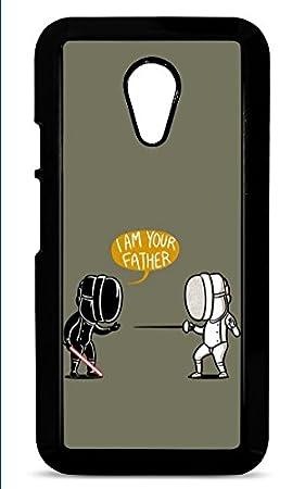 Funda carcasa Star Wars para Motorola Moto G2 G3 E2 X2 plástico rígido