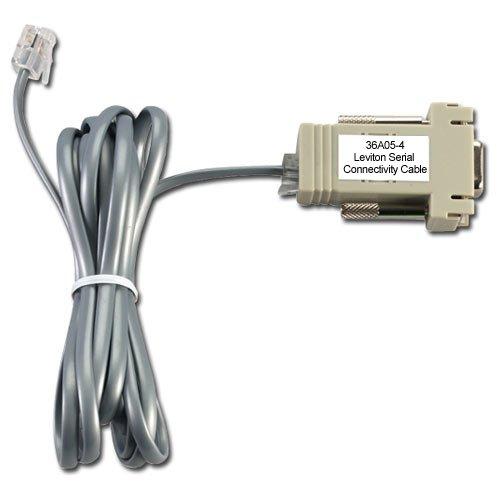 LEVITON SECURITY & AUTOMATION 36A05-4 Connectivity Cable, 7ft (36A05-4/HL354)
