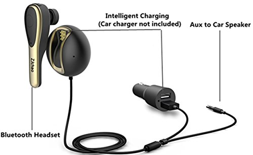 bluetooth headset aux out