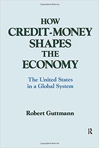 How Credit-money Shapes the Economy: The United States in a Global System (Columbia University Seminar)