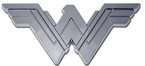 Wonder Woman Logo Emblem - Updated Design (licensed, made and shipped from -