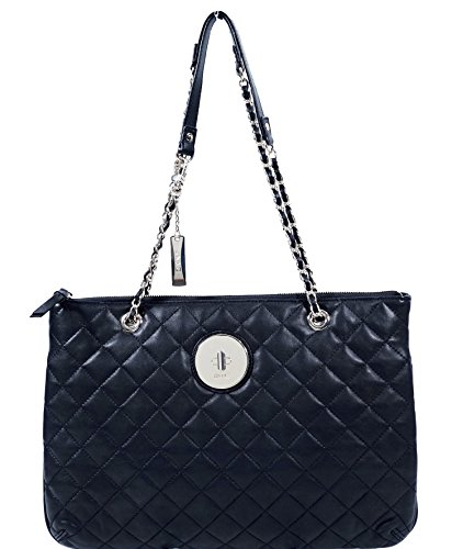 Dkny Leather Quilted Bag - 1