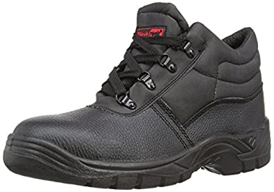 Amazon.com | Blackrock Mens Chukka Steel Toe Cap Safety Boot ...