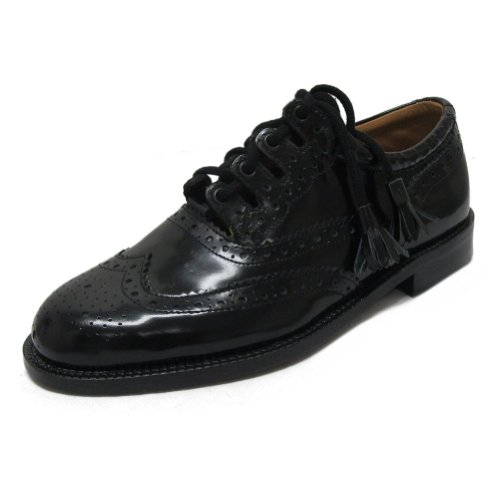Ghillie Brogue Shoes - 6