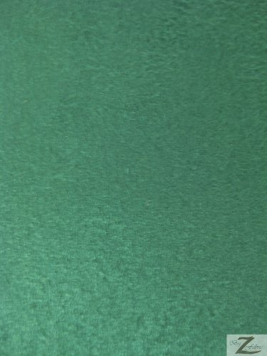 (Suede Microsuede Upholstery Fabric-Hunter Green- 58