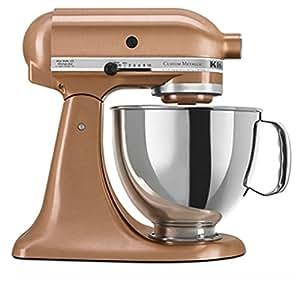 KitchenAid 5KSM150 - Robot de cocina (Cobre, Acero inoxidable, 50/60 Hz)
