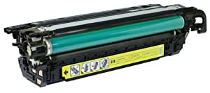 Clover Technologies Group CTG4540Y Compatible Toner - Compatible LJ CM4540 CM4540f CM4540fskm Yellow Toner (OEM CF032A) (12500 Yield)