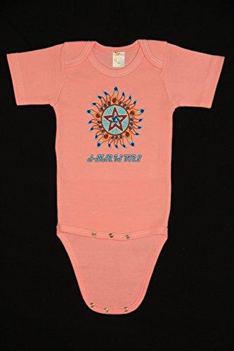 - A Star Is Born Short Sleeve Baby Bodysuit