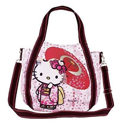 Hello Kitty - Schultertasche Japanisches Design