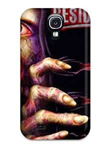 Best 6011950K99516439 New Galaxy S4 Case Cover Casing(resident Evil)
