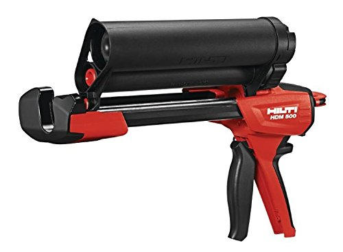 HILTI HDM 500 Manual Dispenser for Injectable Mortar Epoxy RE 500 / HY 150, HY 70, With Cassette HIT-CB 500 by HILTI (Image #3)