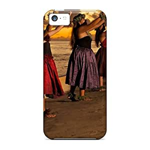 meilz aiaiNew Shockproof Protection Cases Covers For ipod touch 5/ Hawaiian Hula Dancers Hawaii Cases Coversmeilz aiai