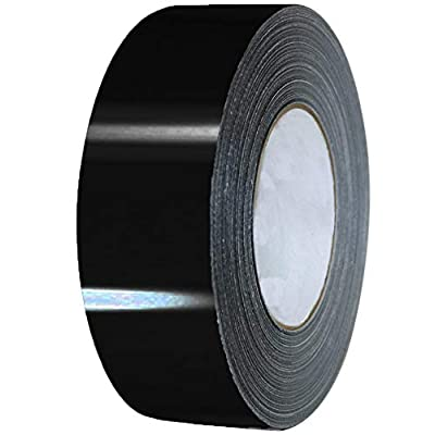 VViViD 3M 1080 Black Gloss Vinyl Detailing Wrap Pinstriping Tape 20ft Roll (1 Inch x 20ft roll): Automotive