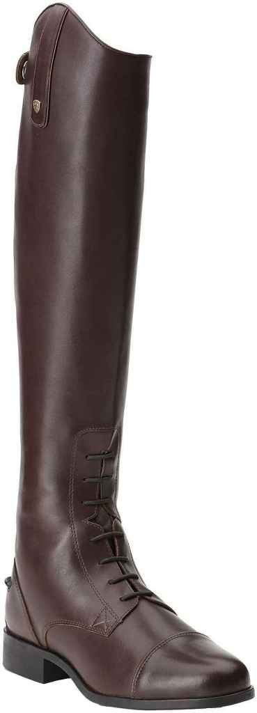 Ariat Womens Heritage Contour Field Zip Tall Riding B00NVXKPYE 6 B / Medium(Width) X-Slim(Calf) Medium(Height)|Sienna