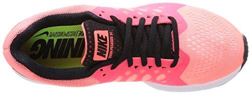 Nike Wmns Air Zoom Pegasus 31 - Zapatillas para mujer Lava Glow/Black-White-Hot Lava