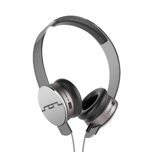 SOL REPUBLIC Tracks HD On-Ear Headphones Grey