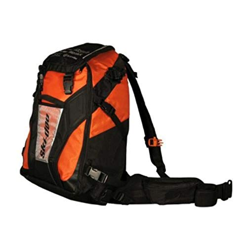 Ski Doo Tunnel Backpack with LinQ Soft Strap-orange - Tunnel Doo Ski